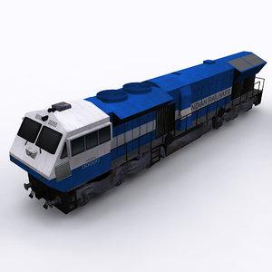 3D model indian wdp4