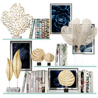 decorative set 32 3D