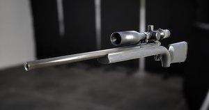 3D sniper m24