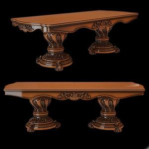 3D model table cnc machine