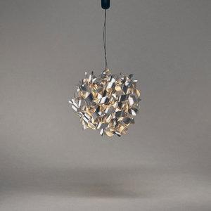 3D atomita lucide model