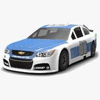 3D hendrick motorsports nascar dale earnhardt model