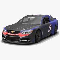 Chevrolet SS #5 NASCAR Season 2017