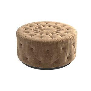 pouf new kap borzalino model