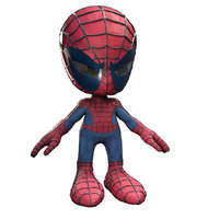 cartoon spiderman