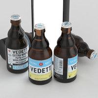 prcr1 beerbottle 3D model