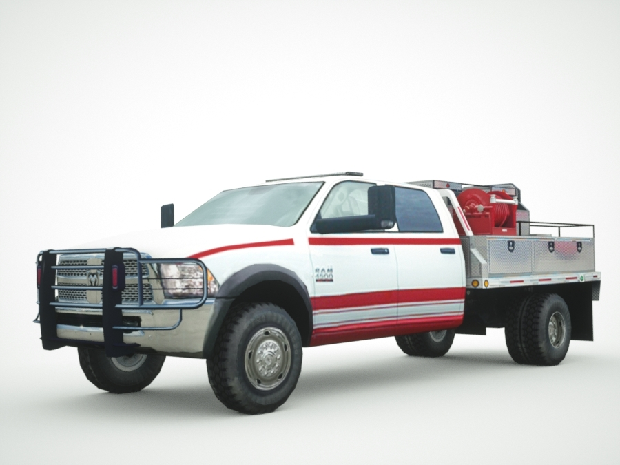 Dodge 5500 >> 2018 Dodge 5500 Alpine Series 4x4 Brush Truck