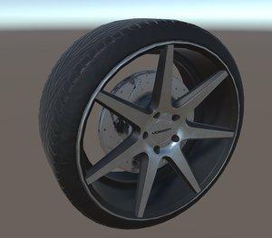 wheel vossen model