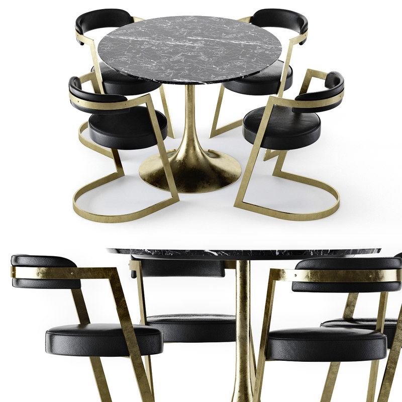 studio chair 3D