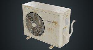 3D air conditioner 4b model