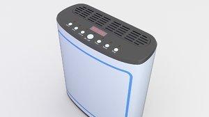 purifier air 3D