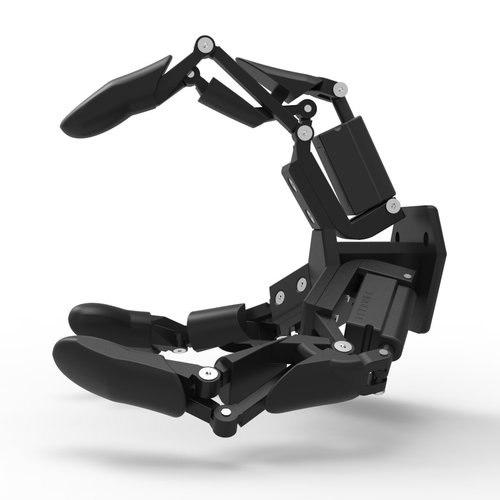 3D youbionic claw model