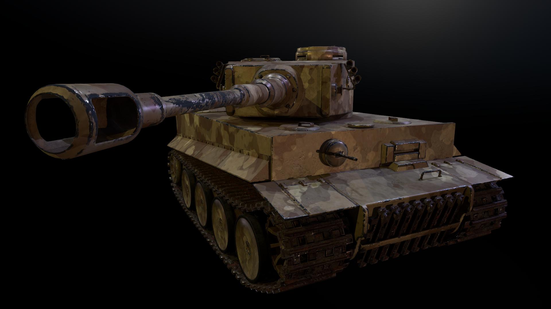 Tanque Tigre 1