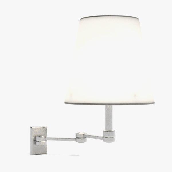 wall lamp lights model
