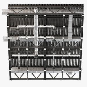 3D ceiling ventilation 28