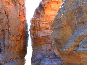 petra canyon ultra hd 3D
