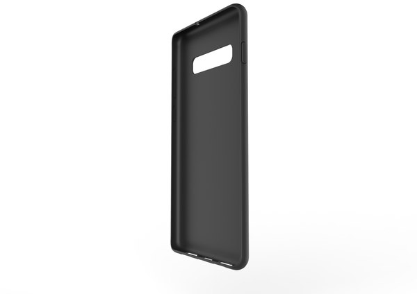 3D model samsung galaxy s10 rubber