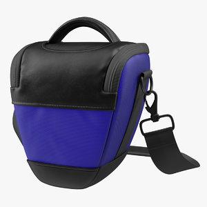 3D camera bag generic model