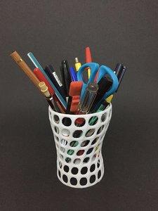 3D printable pen holder