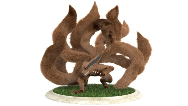 kurama tails model