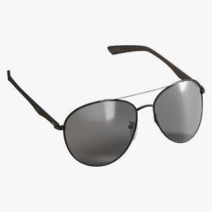 eyeglasses blackbird jr 5 3D