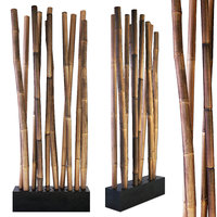 Bamboo stick decor