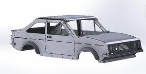 escort mk2 cut laser model