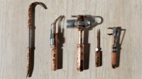 Steampunk Hand Tools - Pack