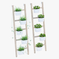 satsumas plant stand 3D