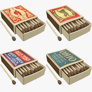 matchboxes retro v2 model