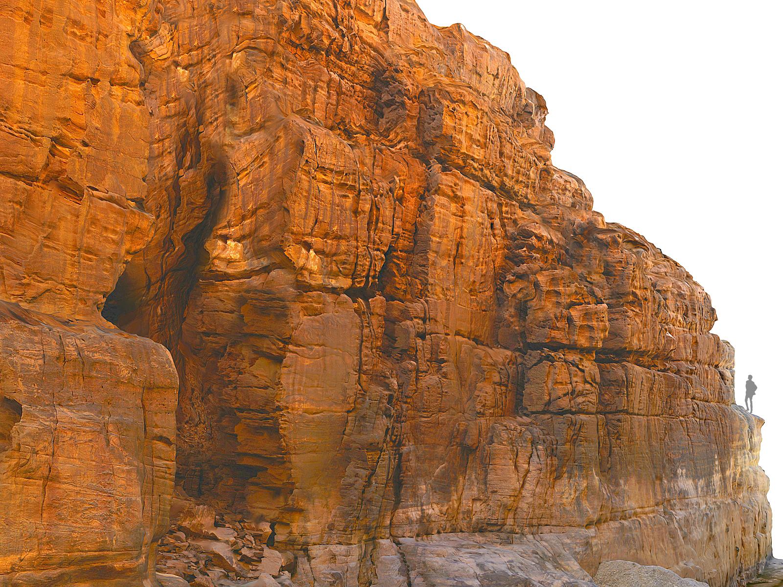 Petra Canyon Ultra Hd 16k