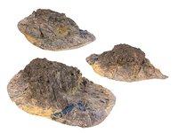 petra rock cliff model