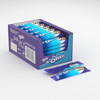 Mondelez Milka Oreo 37g Bar Bulk Package Box