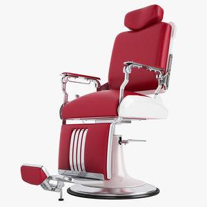 3D model takara belmont barber