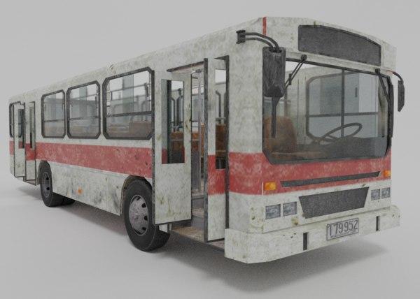 3D ready interior model