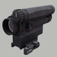 3D aimpoint aim