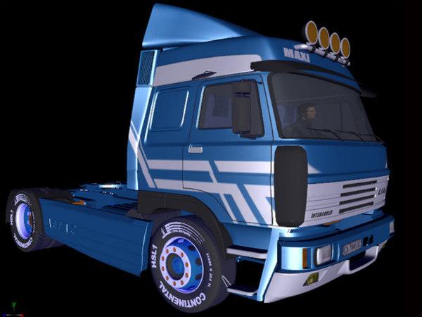liaz 300 maxi 3D model