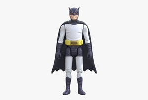 popular character toy 3D model