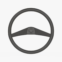 Mercedes-Benz MB 100 Steering Wheel