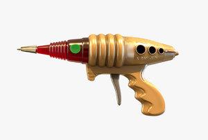 space pilot x gun model