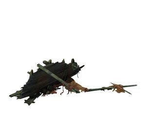 3D shipwreck - 07