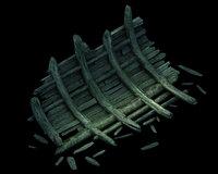 shipwreck - wreck 05 3D