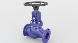 valve globe model