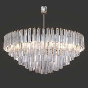 chandelier - 3D model