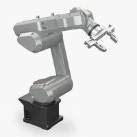 Industrial Robotic Arm Manipulator