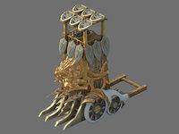 nagisen grassland - goblin 3D