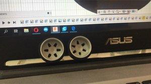 3D model wheel ssr