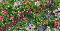 Japanese Garden Environment