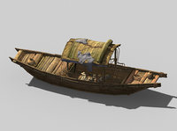 Journey to the West - Fishing Boat