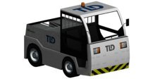 tld baggage 3D model